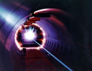 Laser im Forschungslabor